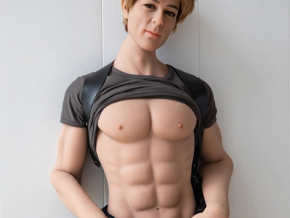 male  muscle sex doll