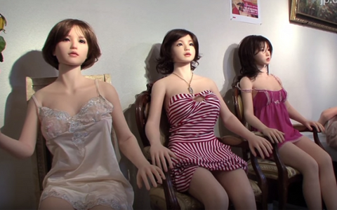 The moral controversy caused by transgender sex dolls