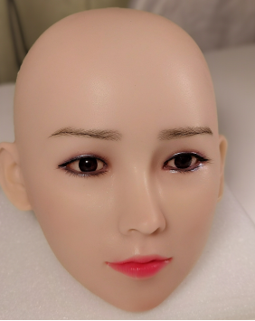 silicone head makeup