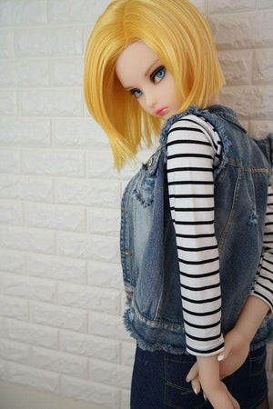 145cm SEX DOLL Anime Character Full Body Molyr - realdollshops.com