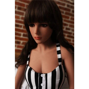 155cm ( 5.08ft ) Small Breast Thin Waist Sex Doll Celia - lovedollshop