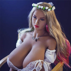 156cm (5.12ft) Huge Breast Sex Doll Natalie - lovedollshop