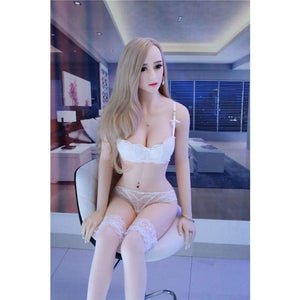 158cm ( 5.18ft ) Medium Breast Sex Doll Genevieve - lovedollshop