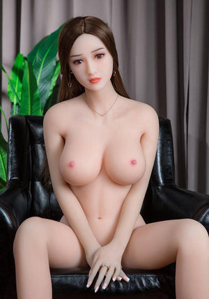 158cm Asian exquisite and pure big breasted pink sex doll-Qita - lovedollshops.com