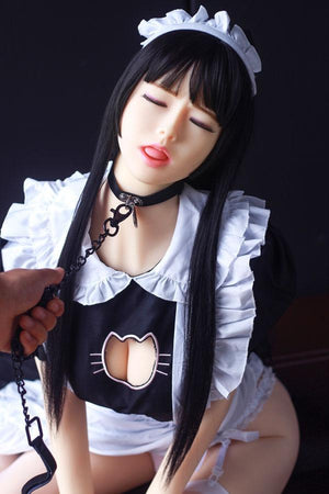 158cm full size Japanese housewife sex doll more realistic - Tomoko - realdollshops.com