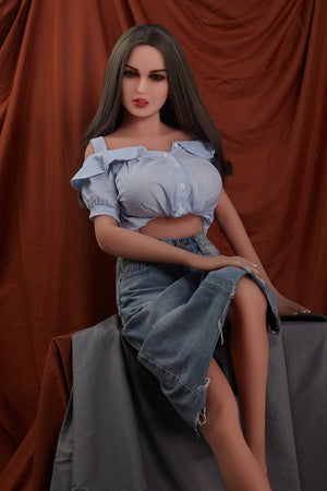 158cm Lifelike Big Breast Adult Sexy Toys love Doll Aller - realdollshops.com