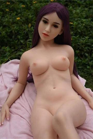 158cm picnic beauties on grass sex doll Misty - realdollshops.com
