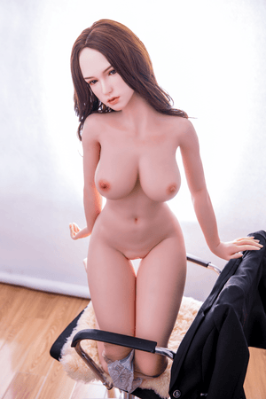 162cm(28kg)cheap Secretary Sex Doll Christine - lovedollshop