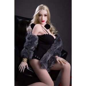 165cm ( 5.41ft ) Big Breast Sex Doll Alva - lovedollshop