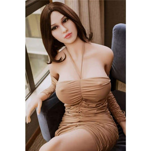 165cm ( 5.41ft ) Big Breast Sex Doll Clara - lovedollshop