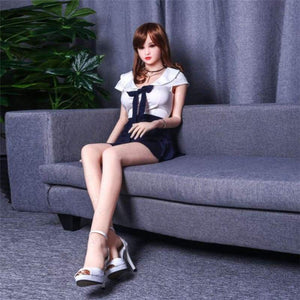 165cm ( 5.41ft ) Small Breast Sex Doll Gill - lovedollshop