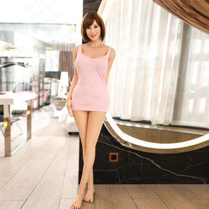 165cm ( 5.41ft ) Small Breast Sex Doll Kanako - lovedollshop