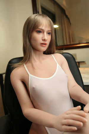171cm blonde flat chest naked bathroom sexy simple girl sex doll Mihuaer - lovedollshops.com