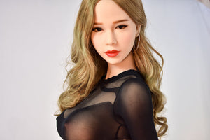 6YE 165cm F cup big boobs blonde sex doll Manda - lovedollshop