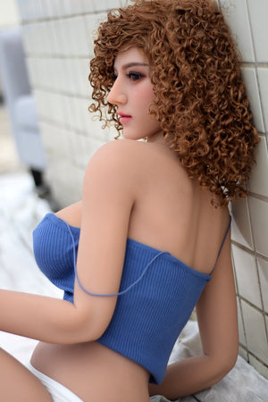 6YE 165cm F cup big breast blue curvy Roselani - lovedollshop