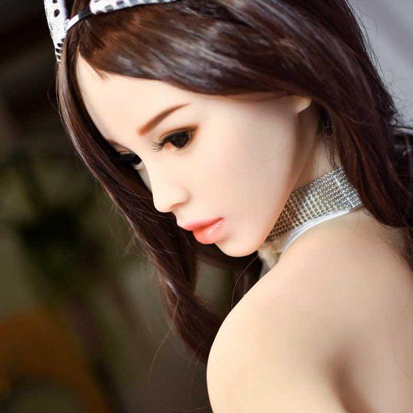 6ye realistic sex doll tall slim cosplay 170 cm Qika - lovedollshops.com