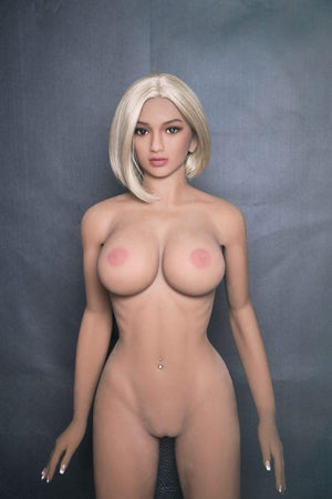 AF 168cm 38kg European face blonde exercise with a sharp chest-Mingxi - lovedollshops.com