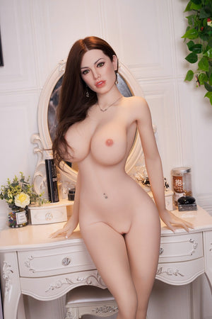 AF 170cm Medium breasts Silicone and TPE sex doll -Qinqin - lovedollshops.com