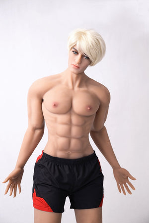 AF 180cm athletic tall strong sex doll ken - realdollshops.com