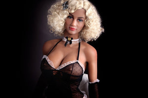 AF doll 168cm medium breast muscle sex doll Giselle - lovedollshop