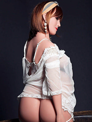 Aibei Doll |158cm Pregnant sex dolls Sex Doll-Adele - lovedollshop