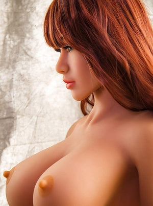 Aibei Doll |165cm Orange Hair Sex Doll-Genevieve - lovedollshop