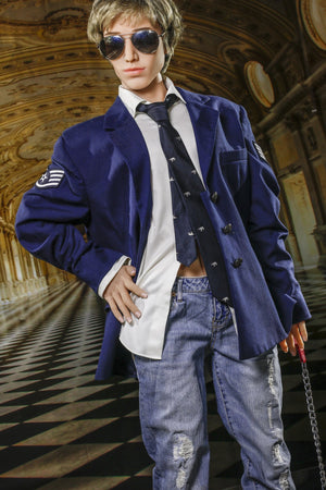 AS Doll |160cm Western Young Male Sex Doll-Aron - lovedollshop