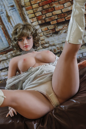 AS doll 164cm medium breast real sex doll Camille - lovedollshop