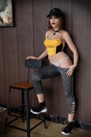 HR 158cm beautiful sex doll AMORET - realdollshops.com