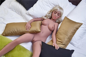 Irontech 155cm sliver hair Latina sex doll Aurora - lovedollshop