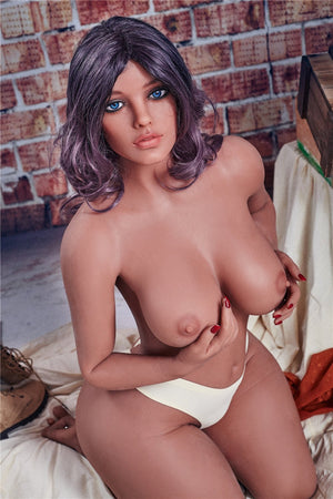 Irontech 156cm fat chubby girl sex doll Sela - lovedollshop