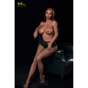 Irontech 161cm Big Breast TPE Open Mouth Adult Full Body Sex Doll Miher - lovedollshops.com