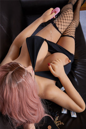 Irontech 163cm plus big breast sex doll Zole - lovedollshop