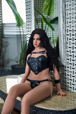 Irontech 168cm plus cool sex doll Genet - lovedollshop