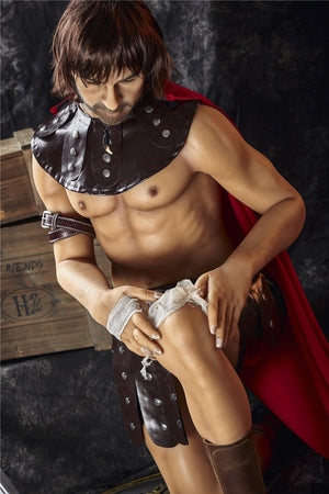 Irontech male muscular military sex doll Warriors - lovedollshop