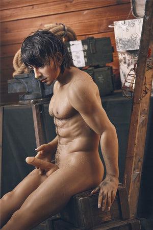 Irontech male muscular strong sex doll Nicholas - lovedollshop