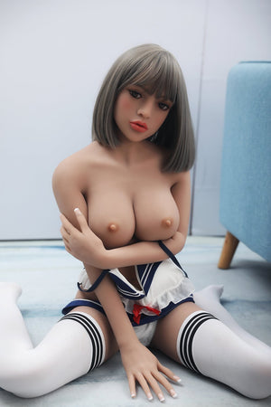 Jarliet 151cm C-cup medium breasts pure loli sex doll Emma - lovedollshops.com