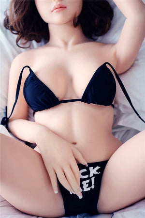 JY 140cm C Cup Real Sex Doll for Sex Vita - realdollshops.com