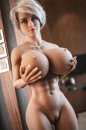 JY 150cm Muscular Sex Doll Fitness Girl Penny - realdollshops.com