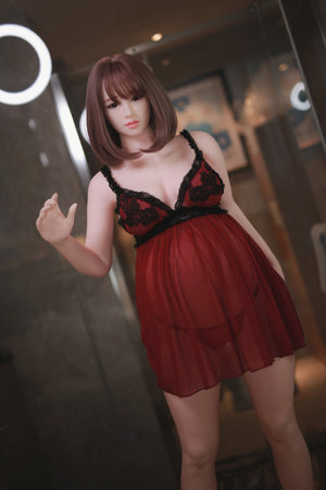 JY 160cm big breast pregnant sex doll Yaxin - lovedollshop