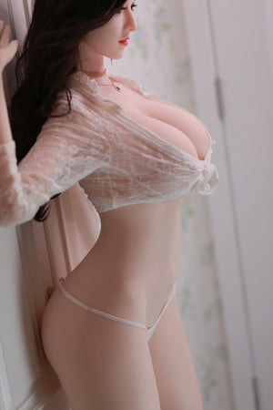 JY 170cm Big breasts Peach hip sex doll Bingbing - realdollshops.com