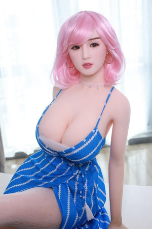 JY 170cm Pink Haired Anime Sex Doll Sinclaire - realdollshops.com