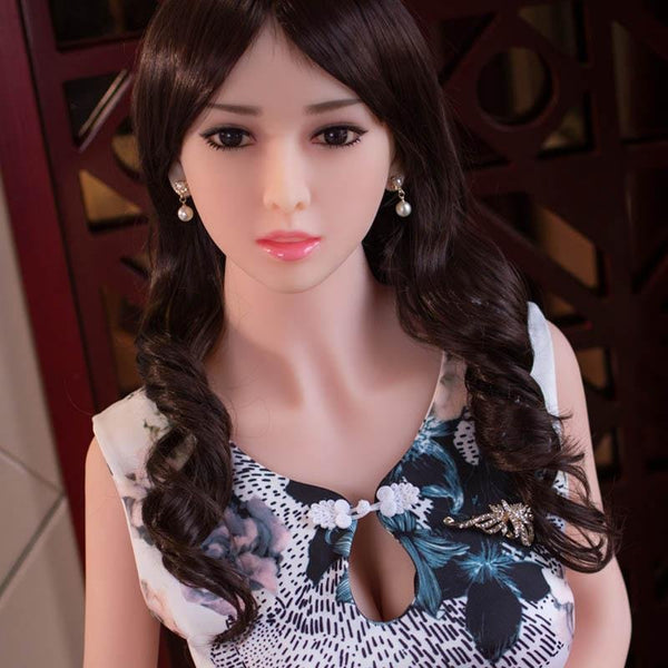 Life Size Sex Doll for Sale – Super Model Love Doll 158cm Dollom - realdollshops.com
