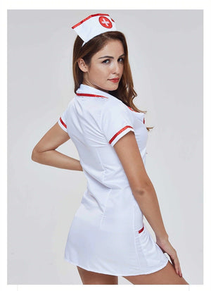 Nurse cosplay costume Sex doll lingerie - realdollshops.com