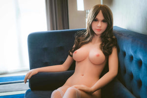 Phoebe - WM 163cm C cup big Small Breast Sex Doll Silicone Sex Doll for Men real Doll - lovedollshop