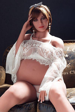 Pregnant Real Doll High Quality Sex Doll 158CM – Sindor - realdollshops.com