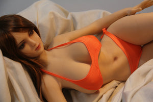 QITA 100cm E cup mini orange big breast sex Nangong - lovedollshop