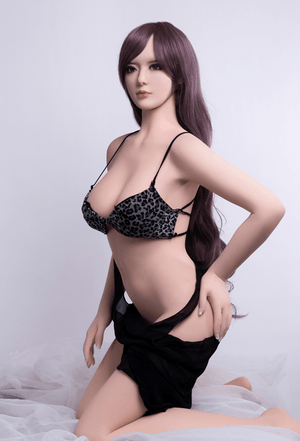 QITA 158cm G cup huge breast purple sex doll Dreama - lovedollshop