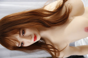 QITA 170cm D cup mature mif black sex doll Elina - lovedollshop