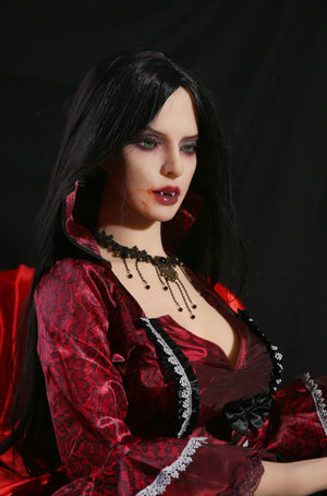 QITA 170cm E cup blood sexy Vampire girl Rosine - lovedollshop